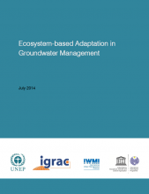 Ecosystem Based Adaptation in Groundwater Management