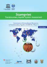 GGRETA Case study assessment report Stampriet Transboundary Aquifer System (STAS)