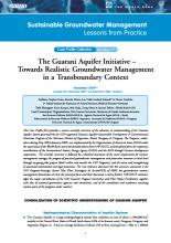 Brazil, Uruguay, Paraguay, Argentina - The Guarani Aquifer Initiative (GW-MATE Case Study)