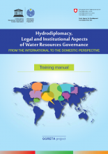 Hydrodiplomacy, Legal and Institutional Aspects of Water Resources Governance