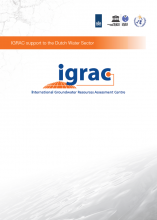 IGRAC supports Dutch water sector 2017