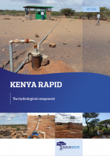 Kenya RAPID - The hydrological approach
