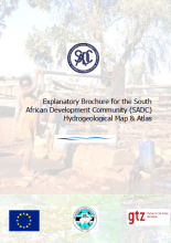 SADC Hydrogeological Map