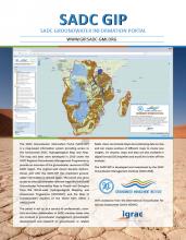 SADC-GIP: SADC Groundwater Information Portal