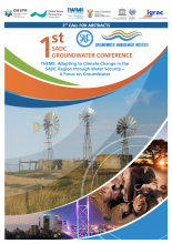 2nd Call for Abstracts - SADC-GMI Groundwater Conference