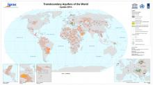 Transboundary Aquifers of the World Map 2014