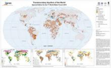 Transboundary Aquifers of the World Map 2015
