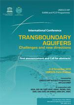 Global information and Knowledge Sharing on Transboundary Aquifers