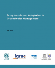 Ecosystem-based Adaptation in Groundwater Management