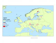 Arsenic in groundwater in Europe