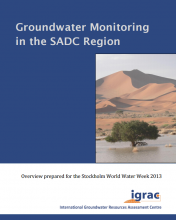 Groundwater Monitoring in the SADC Region: Overview on the current state of national moniotoring networks and their future challenges