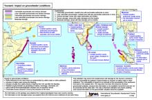 Impact of Tsunami
