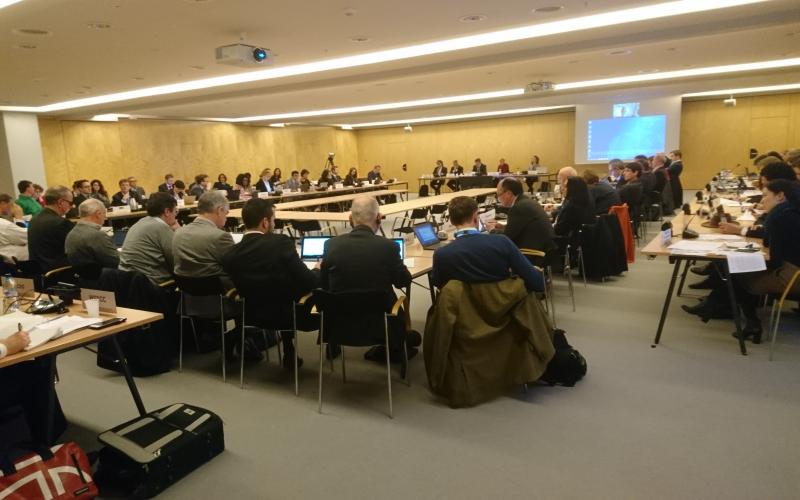 GRIPP was presented to members and partners of UN-Water